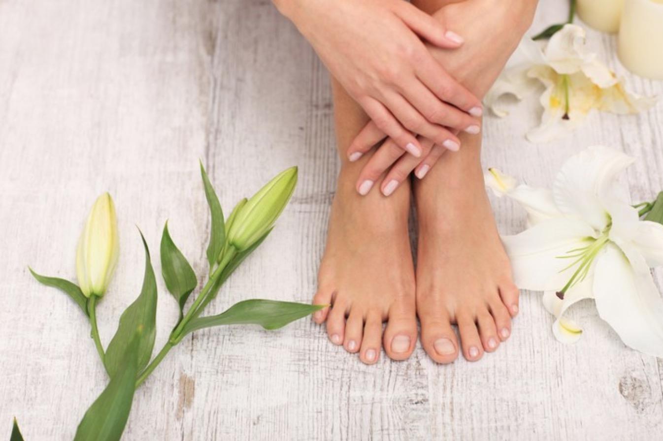 Reviving Foot Soak